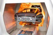 Einblicke in die aktuelle Automobilproduktion liefert eine industrienahe Vorlesung an der TU Clausthal. Foto: Volkswagen