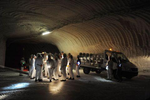 Clausthaler Wissenschaftler forschen auf dem Gebiet der Sicherheitsbewertung von Endlagern für radioaktive Abfälle. Foto: Archiv
