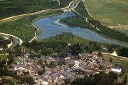 Beispiel eines Braunkohleabbaugebiets im Rheinischen Revier nach der Rekultivierung. Foto: RWE Power AG