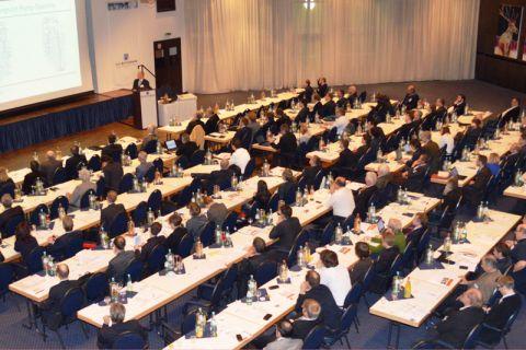 """Die Tagung fand im Hotel """"Der Achtermann"""" in Goslar statt. Foto: Juhrs"""