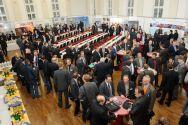 Mit mehr als 300 Gästen zählt das Kolloquium Bohr- und Sprengtechnik zu den größten wissenschaftlichen Veranstaltungen der TU Clausthal im Jahr 2015. Foto: Institut