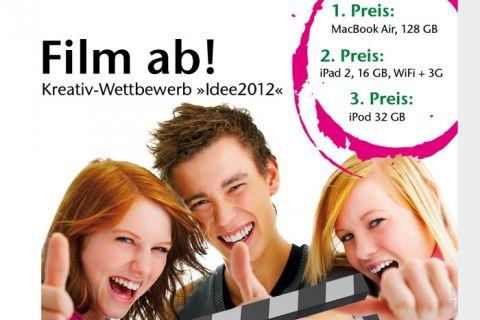 Mitmachen lohnt sich: Kreativ-Wettbewerb Idee2012 der TU Clausthal.