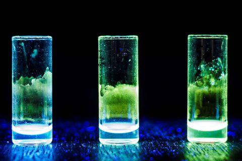 Neue Fluoreszenzfarbstoffe mit Iminiumgruppen. Foto: Alexei Smeyanov