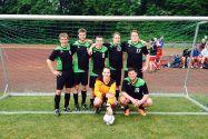 Team der Technischen Universität Clausthal beim Turnier in Göttingen.