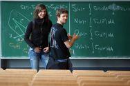 Seit dem laufenden Semester können die Studierenden an der TU Clausthal das Fach Wirtschafts-/Technomathematik belegen. Foto: Möldner