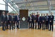 Abschlussveranstaltung des CFK-Projektes, an dem Forscher der TU Clausthal, der TU Braunschweig und der Leibniz Universität Hannover beteiligt sind.