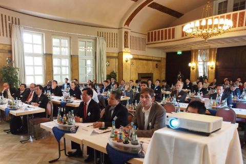 Energieexperten aus Deutschland und China tagen gemeinsam in Goslar. Foto Ernst