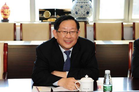 Chinas Forschungsminister Wan Gang hält am Montag, 11. April, um 8 Uhr im Audimax seine Antrittsvorlesung als Honorarprofessor der TU Clausthal. Studierende sind willkommen. Foto: Archiv