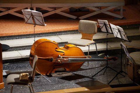 Zum Semesterabschluss steht klassische Musik im Blickpunkt. Foto: Alexander Herzog