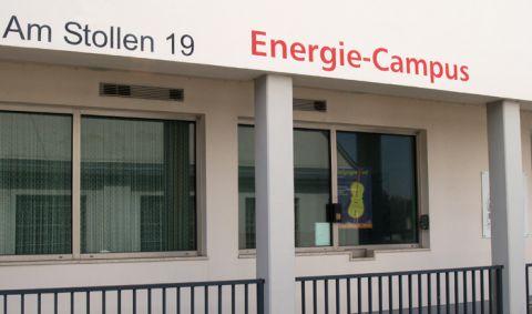 Anziehungspunkt für Wissenschaftler und Gäste: der Energie-Campus mit dem Energie-Forschungszentrum Niedersachsen.