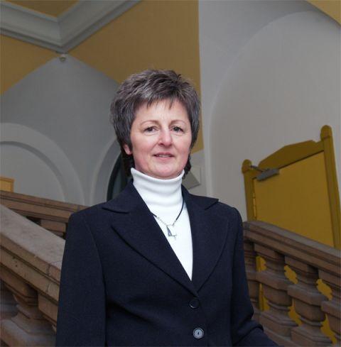 Hat alle Hürden in der TU Clausthal genommen: Die designierte hauptamtliche Vizepräsidentin Dr. Ines Schwarz