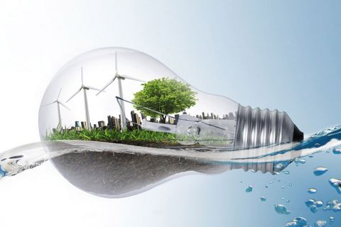 Nachhaltige Energieversorgung – Illusion oder alternativlos? Foto: violetkaipa – Fotolia.com