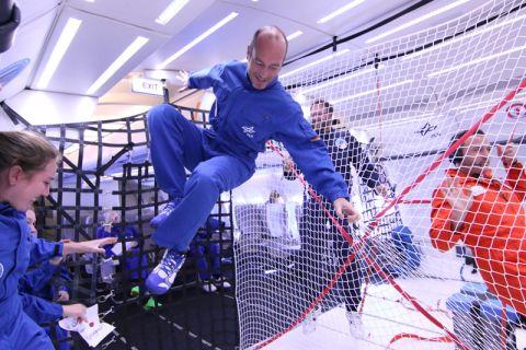 Erstmals forschte Professor Jens Günster im September 2017 in der Schwerelosigkeit. Vom 6. bis 8. März 2018 hebt der Clausthaler zum zweiten Mal zu Parabelflügen ab (Startflughafen Bordeaux), um in der Schwerelosigkeit zu experimentieren. Foto: BAM