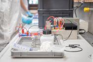 Brennstoffzellen und Batterien standen bei der Niedersächsischen Summer School vom Clausthaler Umwelttechnik Forschungszentrum im Fokus. Foto: Glassermann/TUBS