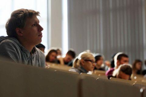 Tendenz steigend: An der TU Clausthal studieren im laufenden Wintersemester 4624 junge Menschen. Foto: Möldner