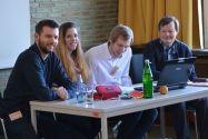 Auch Promovierende der TU Clausthal nahmen an der Winter School am Energie-Forschungszentrum in Goslar teil. Foto: Heinichen