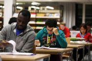 Viele Studierende empfinden die Clausthaler Universitätsbibliothek als einen idealen Lernort. Foto: Möldner