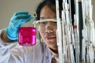 Die Chemie stimmt: Clausthaler Studierende geben ihrem Studiengang gute Noten. Foto: Möldner