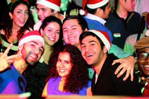 Jedes Jahr ein Highlight in der Clausthaler Vorweihnachtszeit: das internationale X-mas Get Together. Foto: Abel