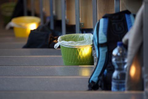 Wie lässt sich die Müllentsorgung an Hochschulen optimieren? Zu diesem Thema bieten das HIS-Institut für Hochschulentwicklung und die TU Clausthal seit Jahren Workshops und Seminare an. Foto: Möldner