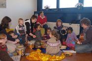 Das Ziel des Projektes ist es, Kleinkinder altersgemäß zu bilden und zu fördern. (Foto: Madeline Pagenkemper)