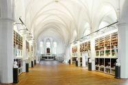 Veranstaltungsort der Göttinger Energietagung ist seit 2009 der historische Bibliothekssaal in der Paulinerkirche. (Foto: SUB Göttingen/Liebetruth)