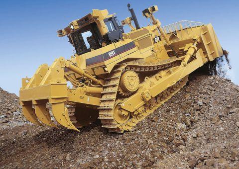 Mit den Ergebnissen des Projektes könnte beispielsweise die Lebensdauer von Baumaschinen verlängert werden. (Foto: Caterpillar)