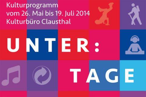 Der neue Kulturkalender wird vom Studentenwerk OstNiedersachsen und von der TU Clausthal präsentiert.
