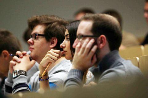 Die TU Clausthal erfreut sich unter Studierenden immer größerer Beliebtheit. Foto: Möldner