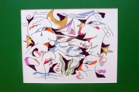 """Künstlerische Arbeiten von Clausthaler Studierenden werden in der Ausstellung """"Hof-Art"""" gezeigt."""