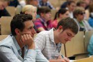 Was kommt nach dem Studium? Unterstützung beim Beantworten dieser Fragen erhalten die Studierenden der TU Clausthal in der Absolventenberatung. Foto: Möldner
