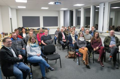 Rund 30 Teilnehmende ließen sich von erfolgreichen Lehrformaten inspirieren. Foto: ZHD