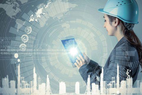 Die Ingenieurinnen und Ingenieure von morgen müssen im Studium auf eine digitalisierte, internationale Arbeitswelt vorbereitet werden. Foto: Fotolia.com
