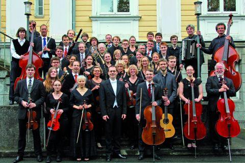 Das Sinfonieorchester der TU Clausthal spielt am Sonntag, 7. Februar, um 17 Uhr in der Aula Academica. Foto: Orchester