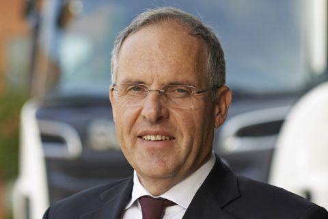 Hat an der TU Clausthal studiert und promoviert: der Referent Dr. Harald Ludanek. Foto: Scania